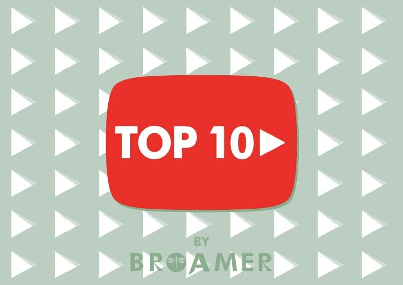 top 10 Outdoor Youtubers representing our favorite Youtubers for hiking and backpacking advice, tips and resources.