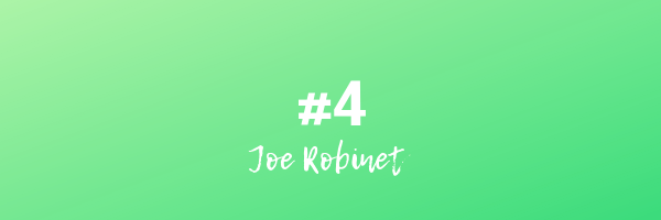 Joe robinet should have made it higher, but he is more of a survivalist then Hiker