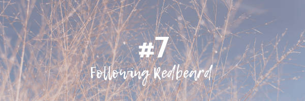 7th on the list Following Redbeard on ou top10 Favourite Outdoor YouTubers