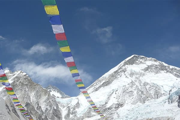 the everest base camp trek, nepal. One of our recommended trekking locations, hiking vs trekking vs mountaineering